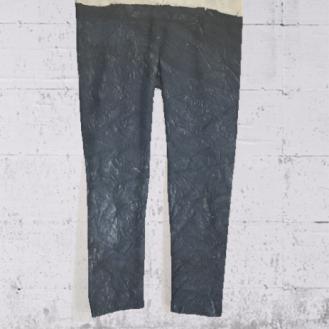 China Black Yoga leggings