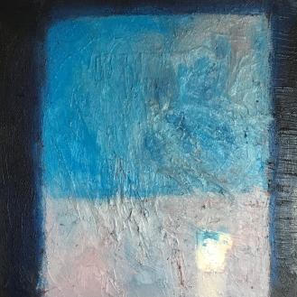 "Original Oil Painting ""Water"""